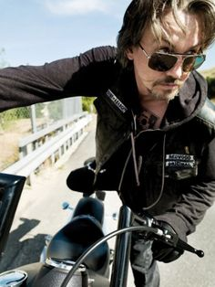 SOA - Tommy Flanagan as Chibs, so bloody Scottish.