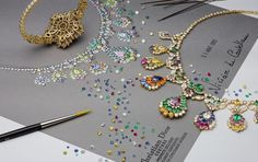 Magazine Dior w/ Thomas Lenthal • Florence Moll & Associée
