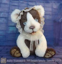 Baby Yummy By Iveta Rakova - Bear Pile