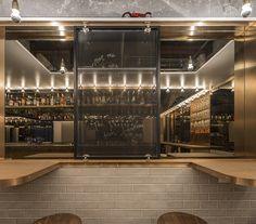 linehouse designs tribeca gastro-pub in shanghai
