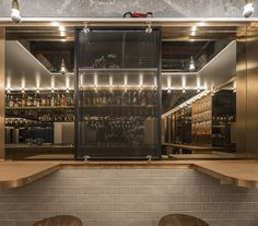 linehouse designs tribeca gastro-pub in shanghai