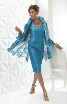 Teresa Jacket Dress from ASHRO