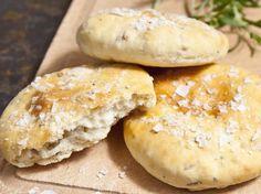 Focaccia recept ( olasz lángos ) Smoothie Fruit, Paleo, Ciabatta, Canapes, Garlic Bread, Scones, Italian Recipes, Baked Goods, Bakery