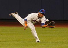#MLB: El Quisqueyano Juan Lagares podría sorprender en los jardines de Mets