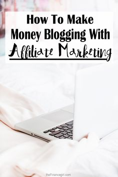 Learn how to make money blogging with affiliate marketing -- and how one blogger…