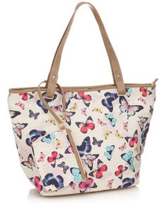 Eden Floral Bloom Shoulder Bag 45