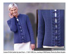 Custom Knit Jackets | Knitting Universe
