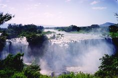 The Blue Nile Falls in central Ethiopia. One of the most amazing places that no one ever talks about.