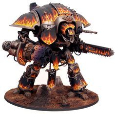 Imperial Knight Titan Freeblade Manufacturer: Games Workshop by Bobinator DISPO Chez XENO à Genève