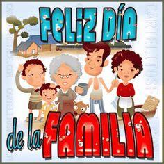 Feliz día de la #familia