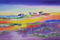 Original oil painting by CAPE TOWN artist : Louis Pretorius , (SOUTH AFRICA dimensions: x unframed. Landscape Artwork, Contemporary Landscape, Canvas Size, Oil On Canvas, Bright Future, Artist At Work, Art For Sale, Cottages, The Originals