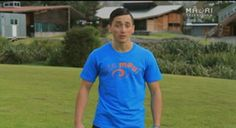 ' is an exciting new bilingual series for Māori Television - an instructional series that introduces the joy of kapa haka to young beginners. Polo Shirt, T Shirt, Polo Ralph Lauren, Joy, Mens Tops, Fashion, Maori, Supreme T Shirt, Moda