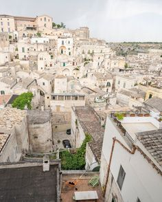 Matera, Italy National Geographic Travel, Old City, Balcony, Paris Skyline, Old Things, Italy, Canning, Landscape, Cities