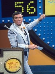 Family Feud and Richard Dawson who was also on Hogan's Heroes.