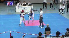 #Taekwondo Norddeutsche Meisterschaft  - Schoener Kampf #Maedchen - #Vol...