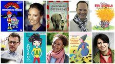 Det kan være fristende at vælge en kendt forfatter, når man skal vælge børnebøger. Ekspert Merete F. Laustsen giver her sit bud på 5 gode.