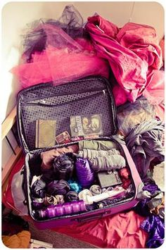 Things to pack for India