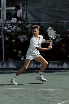 Young Mystery Question: A big fresh, homegrown, Meyer Lemon for any student who can name this player. ~TennisDr.com