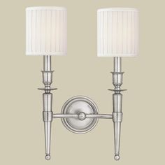 Possible light for bathroom - is it bright enough?  - Long Arm Classic Connection Sconce.  Also comes in a single sconce.