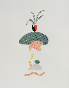 Exquisite Plant Collages - Adam Frezza & Terri Chiao — CHIAOZZA