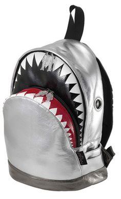 Best Preschool Backpacks on Cool Mom Picks: Shark Backpack