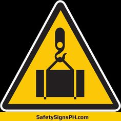 Alert workers and prevent accidents with our customized crane safety signs. Construction Safety, Safety Posters, Crane, Philippines, Signs, Welding Table, Shop Signs, Sign