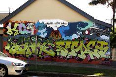ZINC, TEAZ, KOS, BSAKE, SECRET.Newtown, Sydney.