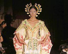 París Haute Couture FW 2013-2014: #Desfile de Yoshiki Hishinuma