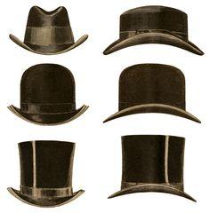 Gentlemans derby hats
