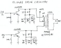 Electroluminescent Wire Inverter Schematic - Block And Schematic ...