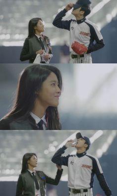 [Spoiler] Added episode 1 captures for the Korean drama 'Click Your Heart' Web Drama, Drama Film, Drama Movies, Click Your Heart, Korean Drama Funny, Kwon Mina, Kim Seol Hyun, Drama School, Korean Shows