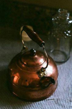 Pava de cobre