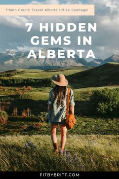 7 Hidden Gems in Alberta you Should Visit this Summer - Fit By Britt Best Places To Camp, Cool Places To Visit, Places To Travel, Canadian Travel, Canadian Rockies, Visit Canada, Canada Canada, Alberta Travel, Canada
