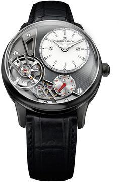 b1a7c91352d31 Maurice Lacroix Watch Masterpiece Gravity Mens MP6118-PVB01-130-1 Watch.  Relógio ...