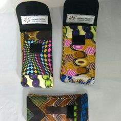 Cell phone holders by Aromas of Zanzibar available at www.nuerasamp.com.
