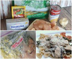 Creamy Italian Chciken Freezer Bag Meal Hip2Save