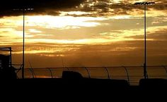 Spectacular skies at Fontana's Auto Speedway. http://www.visitcalifornia.com/region/discover-inland-empire
