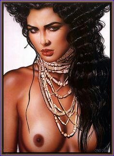 Olivia De Berardinis (I)...   Kai Fine Art