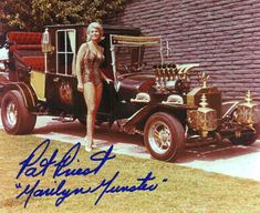 The Munsters Hot Rod - Pat Priest