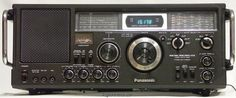 National / Panasonic RF-4900 Receiver - RigReference.com