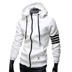 2016 NEUE Mode Männer Hoodies Marke Leisure Suit Hochwertigen Männer Sweatshirt Hoodie Lässig Reißverschluss Mit Kapuze Jacken Männlichen