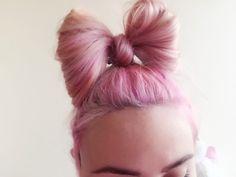 how to make a gaga hair bow!
