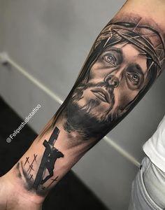 Aa Tattoos, Lion Head Tattoos, Forarm Tattoos, Cool Forearm Tattoos, Future Tattoos, Half Sleeve Tattoos For Guys, Hand Tattoos For Guys, Best Sleeve Tattoos, Jesus Tattoo Sleeve