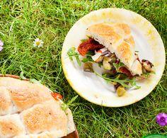 Recept: Gevuld Turks brood | Gezond Eten Magazine