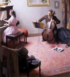 The Concert by Richard Lack
