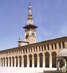Gran Mezquita de Damasco 705-715