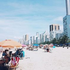 Último dia de praia por aqui. Bora aproveitar! ♡ Summer Beach, Street View, Photo And Video, Videos, Instagram, Beach Day