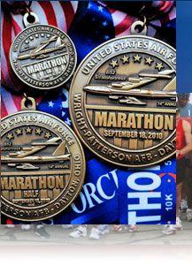 Air Force Marathon - complete! ✔️