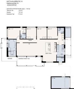 House Plans, Floor Plans, Cottage, Flooring, How To Plan, Architecture, Design, Arquitetura, Cottages