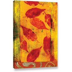 Elena Ray Good Season Gallery-Wrapped Canvas, Size: 16 x 24, Orange